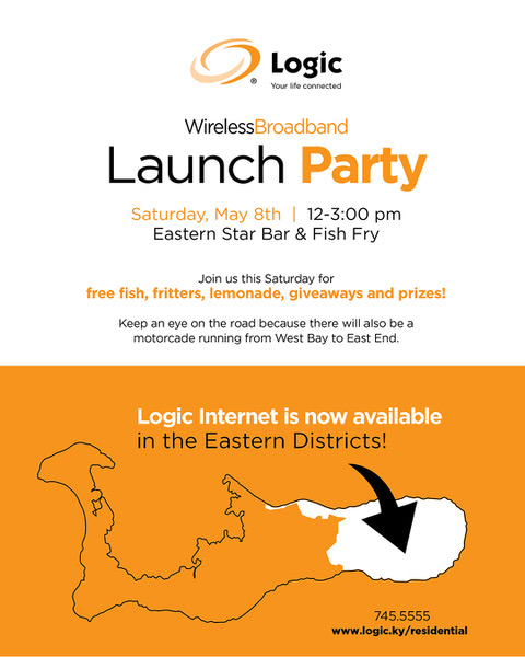 Join our launch party this Saturday at Eastern Star Fish Fry from 12PM - 3PM.