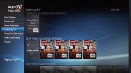 What is CatchupTV and how do I use it?