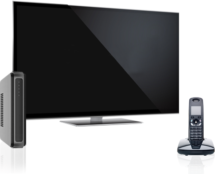 Tv, Internet, Phone bundle