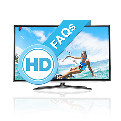 HD Frequently Asked Questions